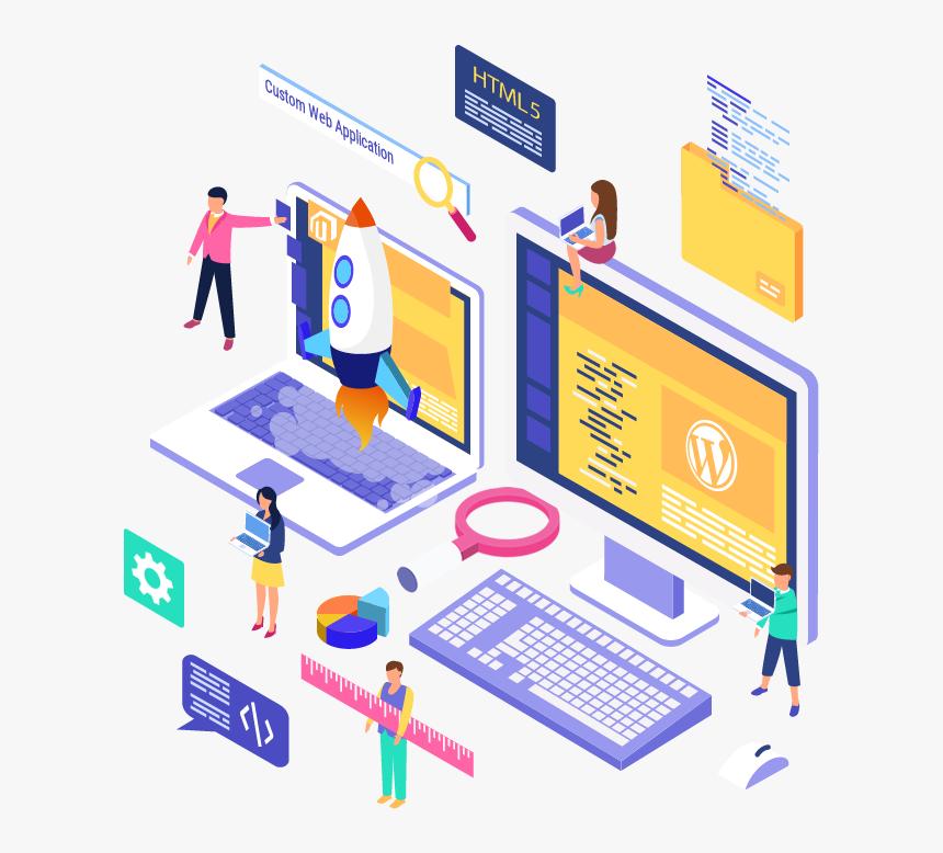 Các loại website phổ biến